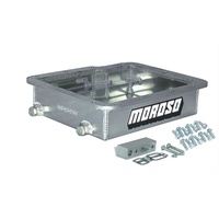 "MOROSO MO42000 TRANSMISSION PAN 3.08"" DEEP FABRICATED ALLOY SUITS GM POWERGLIDE"