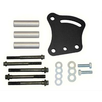 "MOROSO ""ENHANCED DESIGN"" VACUUM PUMP BRACKET KIT BLACK FOR FORD 289-351W MO63915"