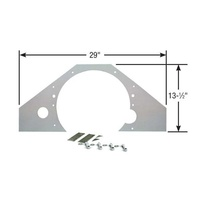 Competition Engineering MOC4031 Chev V8 Steel Mid Mount Motor Plate