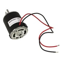 Water Pump Electric Motor; Replacement; PN[63750]; 12 V; Use 10 Amp Fuse;