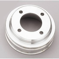 "MARCH PERFORMANCE 2-GROOVE CRANK PULLEY 5-1/2"" MPP1631 SUIT FORD 302-351W"