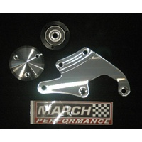 MARCH PERFORMANCE STYLE TRACK POWER STEERING BRACKET KIT MPP30434 SUIT FORD 351C