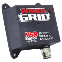 MSD Ignition MSD7762 Power Grid Boost Retard Module Adjustable 6 Stage