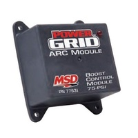 MSD POWER GRID BOOST CONTROL MODULE UP TO 75 PSI MSD77631