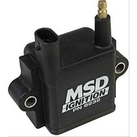 MSD REPLACEMENT CPC SINGLE TOWER COIL MSD8232 BLACK 43,000 VOLTS