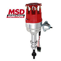 FORD 351W PRO-BILLET READY TO RUN DISTRIBUTOR MSD8354