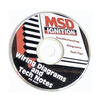 MSD PC CD-ROM MSD WIRING DIAGRAMS AND TECH NOTES MSD9607