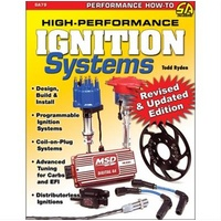 MSD - HOW TO BUILD HIGH PERFORMANCE IGNITION SYSTEMS - FULL COLOUR BOOK MSD9630