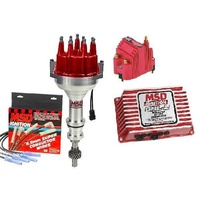 MSD MSDCKIT Ford 302-351C & 429-460 Complete Pro Billet 6AL Ignition System