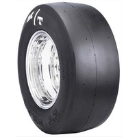 ET Drag Slick Tyre (34.0 x 13.5-16W, X5 Compound - Stiff Sidewall) (MT3190W)