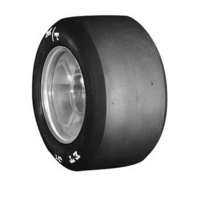 ET Jr Dragster Slick Tyre (19.0 x 8.0-10) (MT3645)
