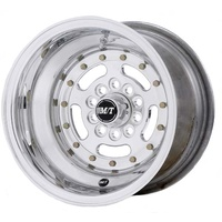 "ET Drag Wheel 15"" x 8"" (Multi Fit ¶ÿ5 x 4.5 / 4.75 with 4.5"" Backspace) (MT65805074)"