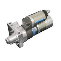 """True Start"" 300 Series Starter Motor (Suit SB/BB Chev, Inline Bolt Pattern With 168 Tooth Flexplate) (MZTS300)"