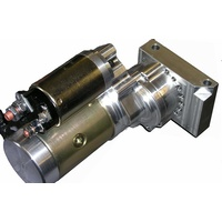 """True Start"" 400 Series Starter Motor (Suit SB Ford With 157/164 Tooth Flexplate) (MZTS400)"