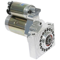 """Super Duty"" 500 Series Starter Motor (Suit SB/BB Chev, Inline Bolt Pattern With 168 Tooth Flexplate) (MZTS500)"
