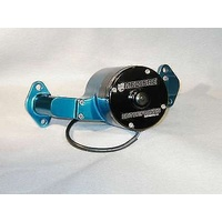 MEZIERE 100 SERIES ELECTRIC WATER PUMP 35GPM CHEV BB 396-454 BLUE MZWP100B
