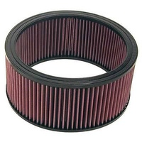 "K&N REPLACEMENT FILTER ELEMENT ROUND 11"" X 5""H KN E-3680"