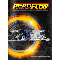 AEROFLOW PERFORMANCE PRODUCTS FIFTH EDITION CATALOGUE