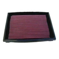 K&N Filters KN33-2012 Air Filter 1987-1990 Ford Country Squire 5.0L V8 EFI