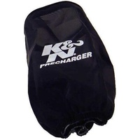 "K&N Filters KNYA-3502PK Air Filter Wrap Black 3.5"" Top X 4.625"" Base X 6.75""H"