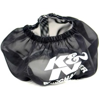 K&N Filters KNYA-2088PK Air Filter Wrap Black  1988-2013 Yamaha Yfm125 Yfm250R
