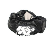 K&N Filters KNSU-4000PK Air Filter Wrap Black  2000-2013 Suzuki Drz400S/M/E