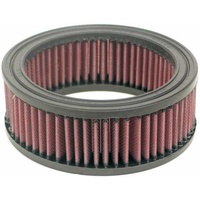"K&N REPLACEMENT FILTER ELEMENT ROUND 6.062"" X 2.25""H KN E-3350"