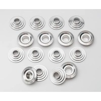 "COMP CAMS 10° TITANIUM VALVE SPRING RETAINERS CO733-16, 1.625"" SET OF 16"