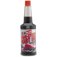 RED LINE TWO-CYCLE SYNTHETIC KART OIL RED40403, 16oz BOTTLE (473ml)