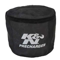 "K&N Filters KN22-8016PK Pre-Charger Air Filter Wrap Black  5.5"" Id X 5"" H Filter"