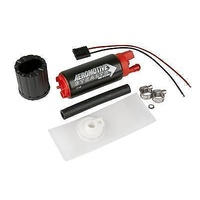 AEROMOTIVE 340 STEALTH EFI IN-TANK FUEL PUMP 340LPH@90 PSI OFFSET IN ARO 11141