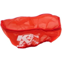 K&N Filters KNHA-1312PR Motorcycle Air Filter Wrap Red  1983-2004 Honda Xr250/350R