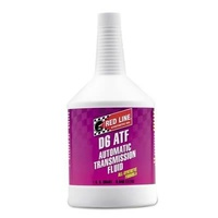 RED LINE D6 AUTOMATIC TRANSMISSION FLUID RED30704, 1 QUART BOTTLE (946ml)