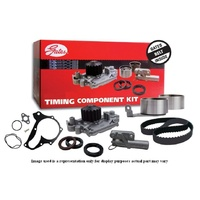 GATES TIMING BELT KIT TCKH1601 SUIT MAZDA BT-50 2.5/3.0L 4Cyl.TURBO DIESEL 06-On