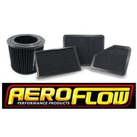 AEROFLOW ROUND AIR FILTER AF2041-2296 SUIT 2005-on TOYOTA HILUX 2.7L 3.0L TD