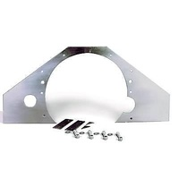 COMPETITION ENGINEERING ALUMINIUM MID MOUNT MOTOR PLATE CHEV BB & SB C4030