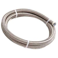 AEROFLOW 200 SERIES PTFE STAINLESS STEEL BRAIDED HOSE -3AN AF200-03-15M