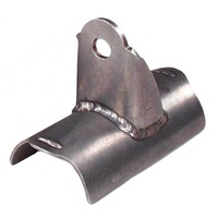 "PRO WERKS FLOATING SADDLE MOUNT PWC73-322, 1-1/8"" DIAMETER USE WITH BAND CLAMP"