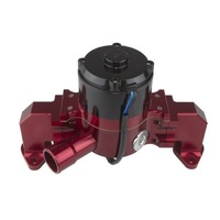 CVR CVR8554R Chev BB 396-454 Red Proflo Extreme 55gpm Electric Water Pump