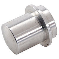 "HOWARDS CAMS CAM THRUST BUTTOM SOLID ALUMINIUM .800"" LONG CHEV SB HRC94580"