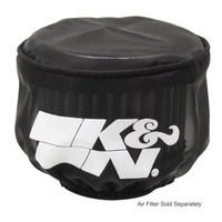 "K&N Filters KN22-8007PK Precharger Air Filter Wrap 3"" X 2.5"" Round Black"
