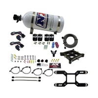 NITROUS EXPRESS CROSSBAR NITROUS PLATE SYSTEM 50-800hp NEX66042-10 DUAL STAGE
