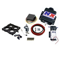 Nitrous Express NX15036 Stage 2 Water Methanol Gas Carbureted 4500 Dominator