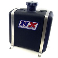 Nitrous Express NX15051 Water Methanol, 7 Gallon Reservoir with Bracket