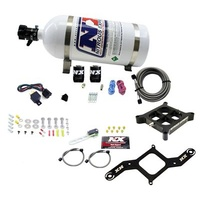 4150 Single Entry Crossbar Plate System Pro Power(100-500hp) W/composite Bottle