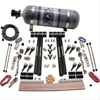 Nitrous Oxide System ExPress Shark SX2 Direct Port/Intake 1200 hp 12 lb. Bottle Kit