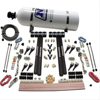 Nitrous Oxide System Express Shark SX2 Direct Port/Intake 1200 hp 15 lb. Bottle Kit