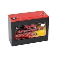 "ODYSSEY LIGHTWEIGHT EXTREME RACING BATTERY 12V 500CCA. 9.8""L X3.8""W X8.1H ODER40"