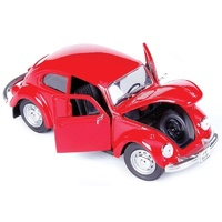 MAISTO 1972 VOLKSWAGEN BEETLE 1:24 DIECAST MODEL OTK31926RED