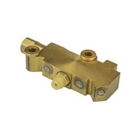 Brake Proportioning Valve Disc/Drum Brass